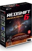 Компьютерный планетарий Redshift 6 Premium PC-DVD (DVD-box)
