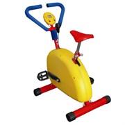 """Тренажёр детский механический """"Велотренажер"""" с компьютером SH-02C"""