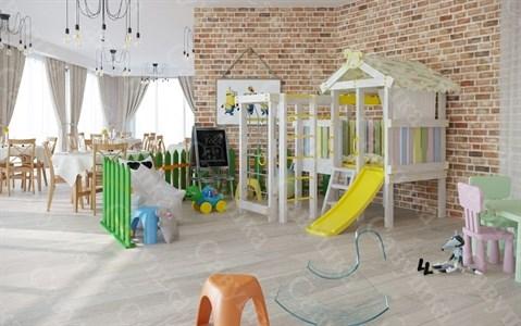 САВУШКА BABY CLUB - 1 спортивный комплекс-кровать