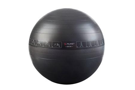 Гимнастический мяч PURE2IMPROVE EXERCISE BALL 65 см