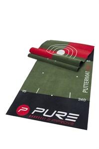 Дорожка для гольфа PURE2IMPROVE PUTTING MAT 3.0