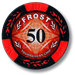 Набор для покера Frost на 500 фишек - фото 108091