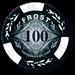 Набор для покера Frost на 500 фишек - фото 108092